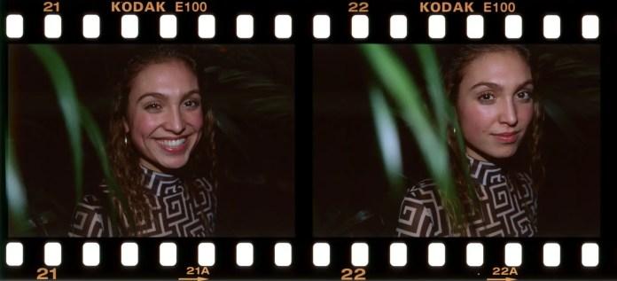 Canon EOS 1-V - Kodak EKTACHROME E100
