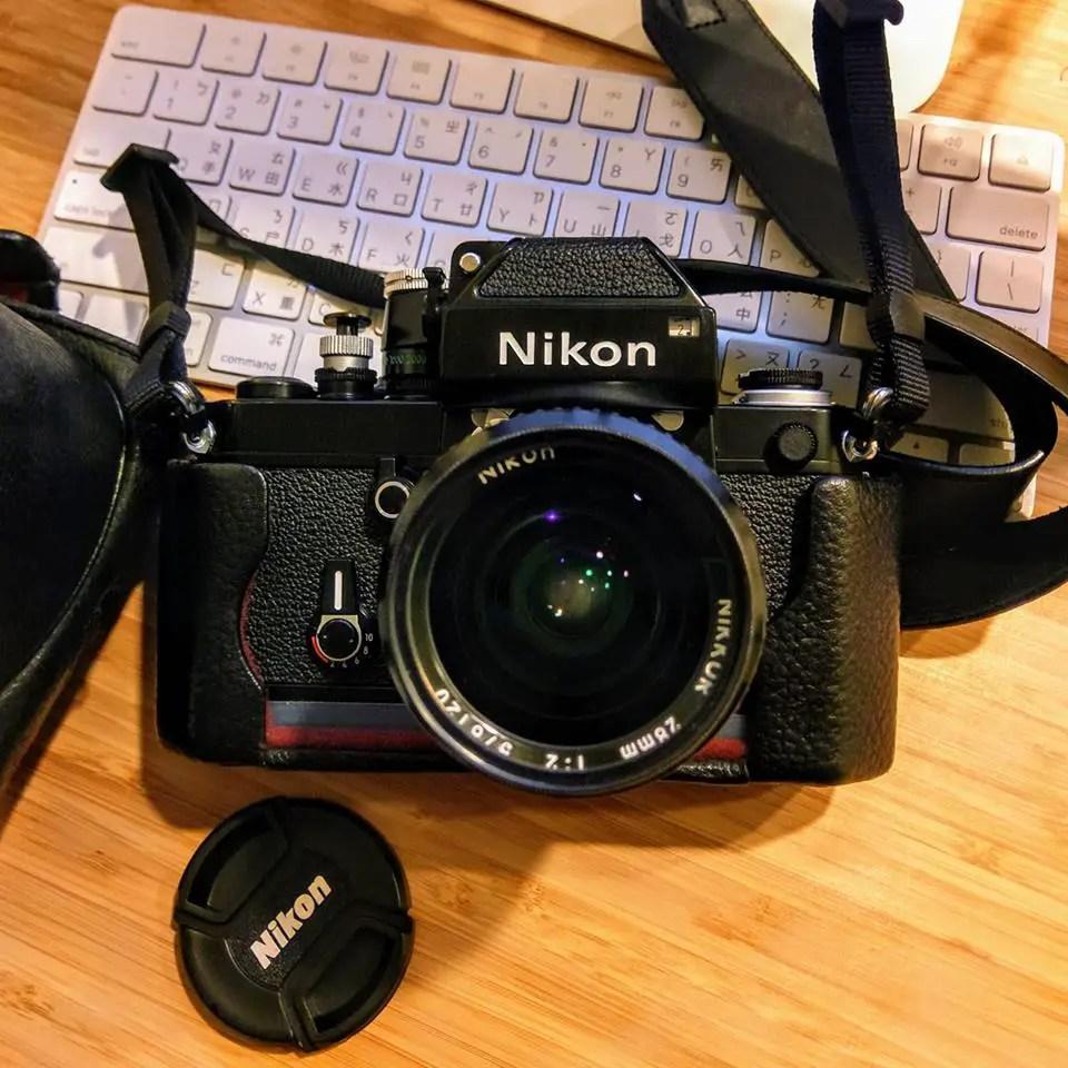 EM's Nikon F2 Photomic + Nikkor 28mm f:2 AI-S