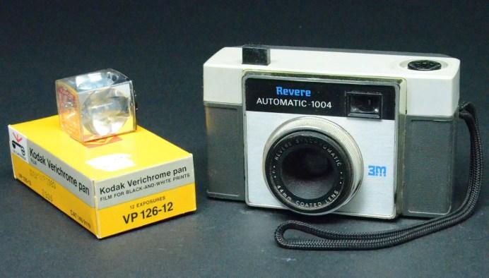 My first camera - Revere 126 Camera