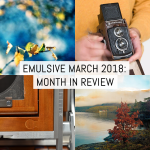 Cover - Month in review - 2019 March