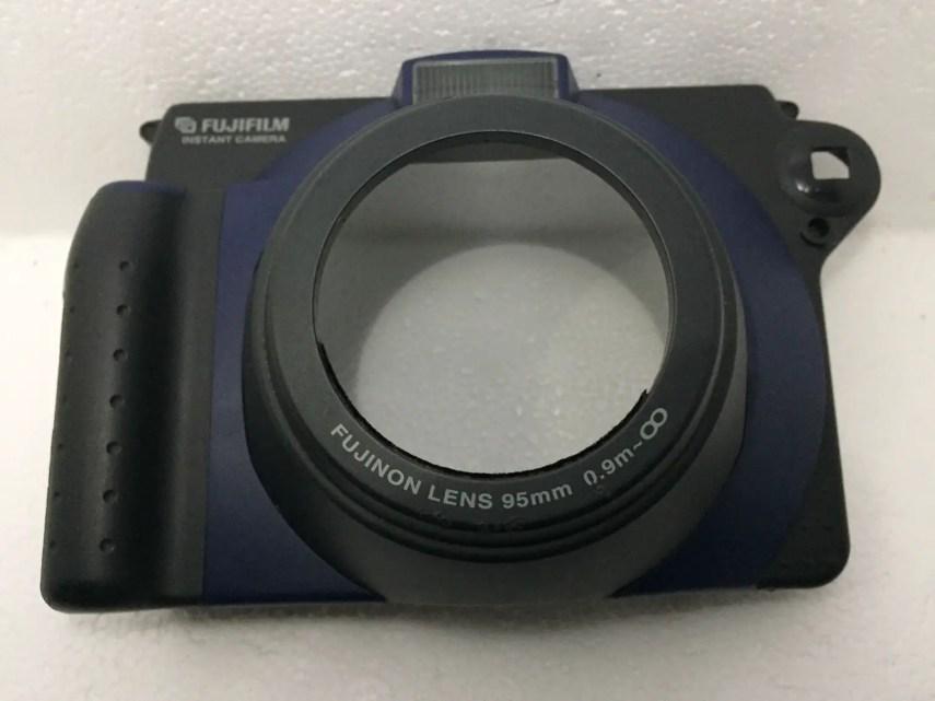 Instax Wide 100 front casing external