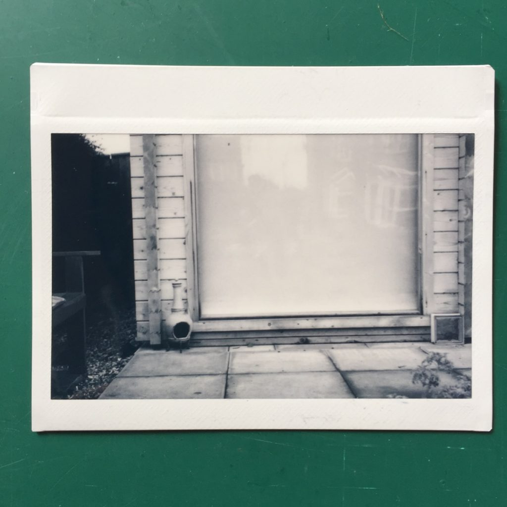 Instax Wide Monochrome
