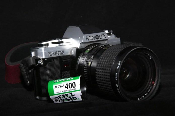 Nelson Mullis - Minolta X370