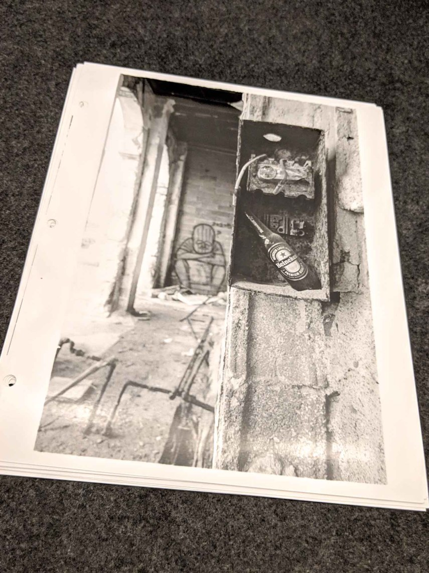 The Latent Image - Print 19