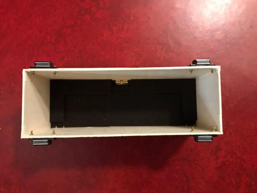 Shutter box (finished)