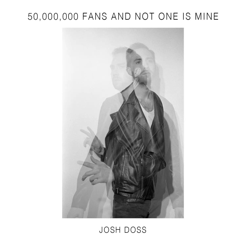 50,000,000 Fans and Not One Is Mine (2018, Nikon F3, Kodak Tri-X 400)