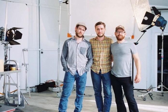 Brandon, Brian and Matt