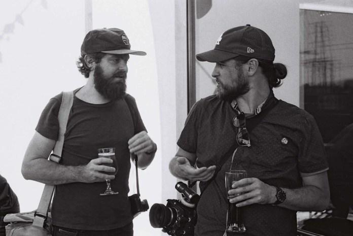 Brandon at Beers & Cameras LA