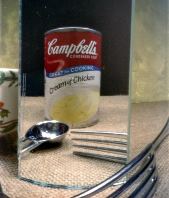 Campbells Cream of Chicken - Fuji Pro 400H