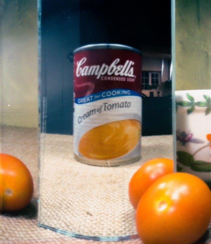 Campbells Cream of Tomato - Fuji Pro 400H