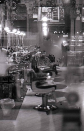 Following in Vivian Maier's footsteps - Barbers