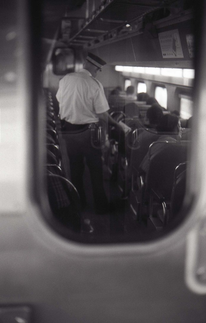Following in Vivian Maier's footsteps - Conductor