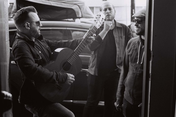 Matt, Brandon and Daniel