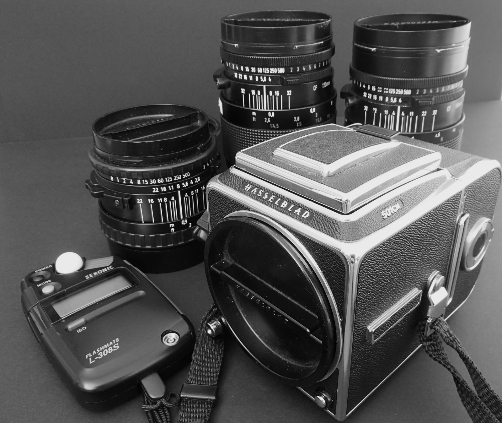 Changing gear: how the theft of my kit pushed me into medium format