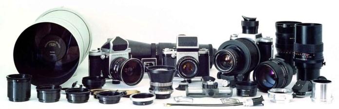 The Pentacon Six system. Credit: http://www.pentaconsix.com