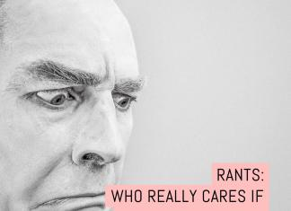 """RANTS: Who really cares if ...XYZ did it first""""?"""