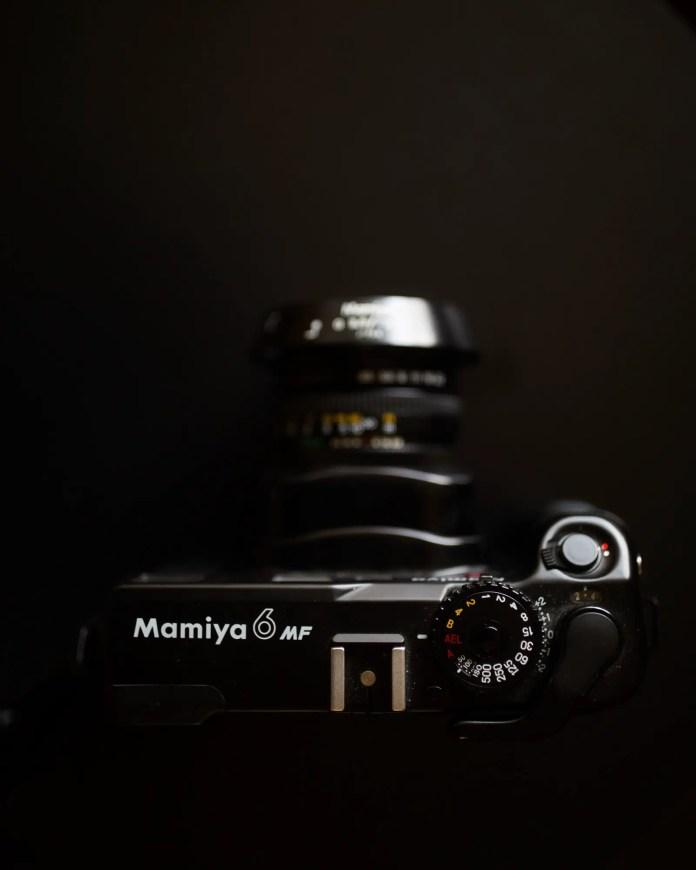 Mamiya 6 MF