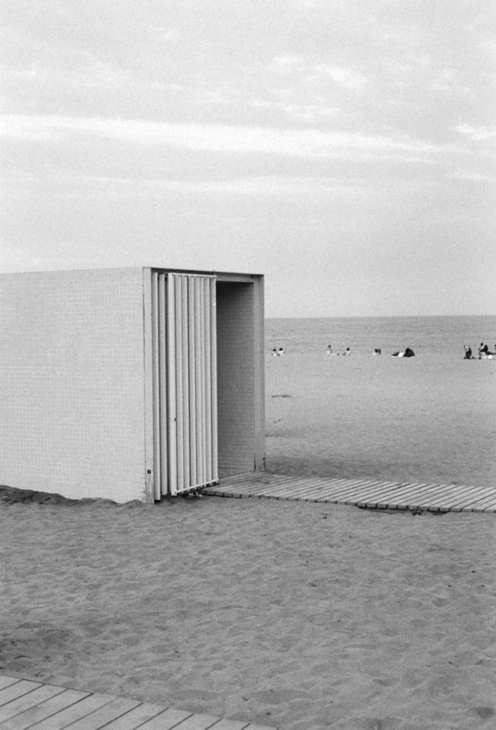5 Frames With... Kodak EASTMAN Double-X 5222 (35mm / EI 250 / Canon A-1) - by Philipp Balunovic