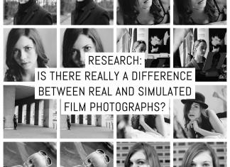 Cover: Research - is there really a difference between real and simulated film photography