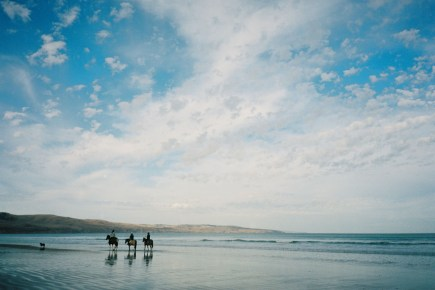 Shot on the XA2. I spend a lot of time on this bit of coast. All XA2 shots are Portra 400 shop scans.