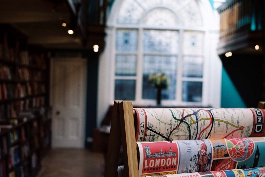 London - Shot on Kodak Portra 160 at EI 160. Color negative film in 35mm format.