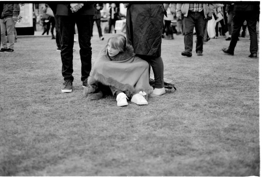 FUJIFILM NEOPAN 400CN - a C41 Black and White film