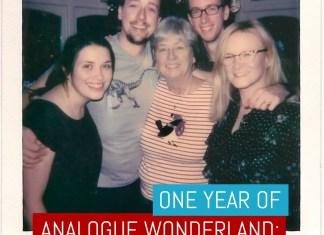 One year of Analogue Wonderland- a retrospective