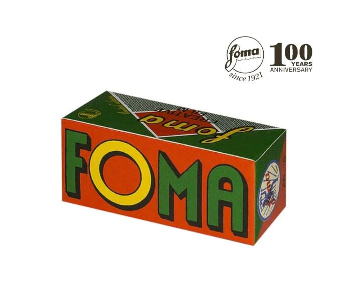 FOMAPAN 200 Creative Retro Limited Edition