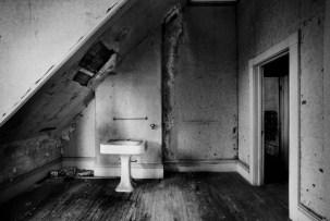 Sink, Wilson Castle, Vermont - Cinestill BWXX (EI 800, 60 sec exposure) - Cinestill Df96 at 80F, 3 minutes - Stephen Schaub