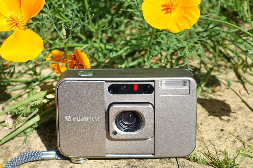 The Fujifilm DL Super Mini
