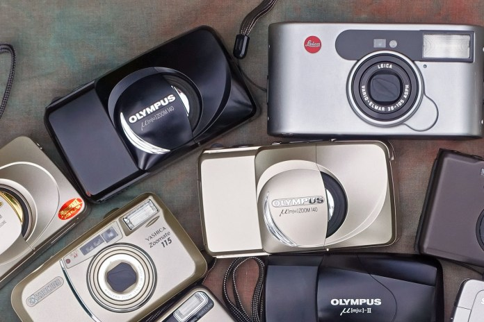 Compact camera mega test: Olympus MJU Zooms, yes, all of them