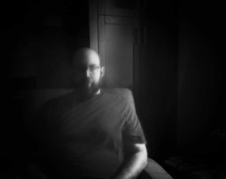 Self Portrait - Kodak T-MAX 400