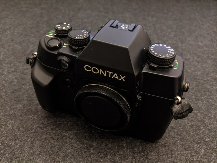 The CONTAX AX