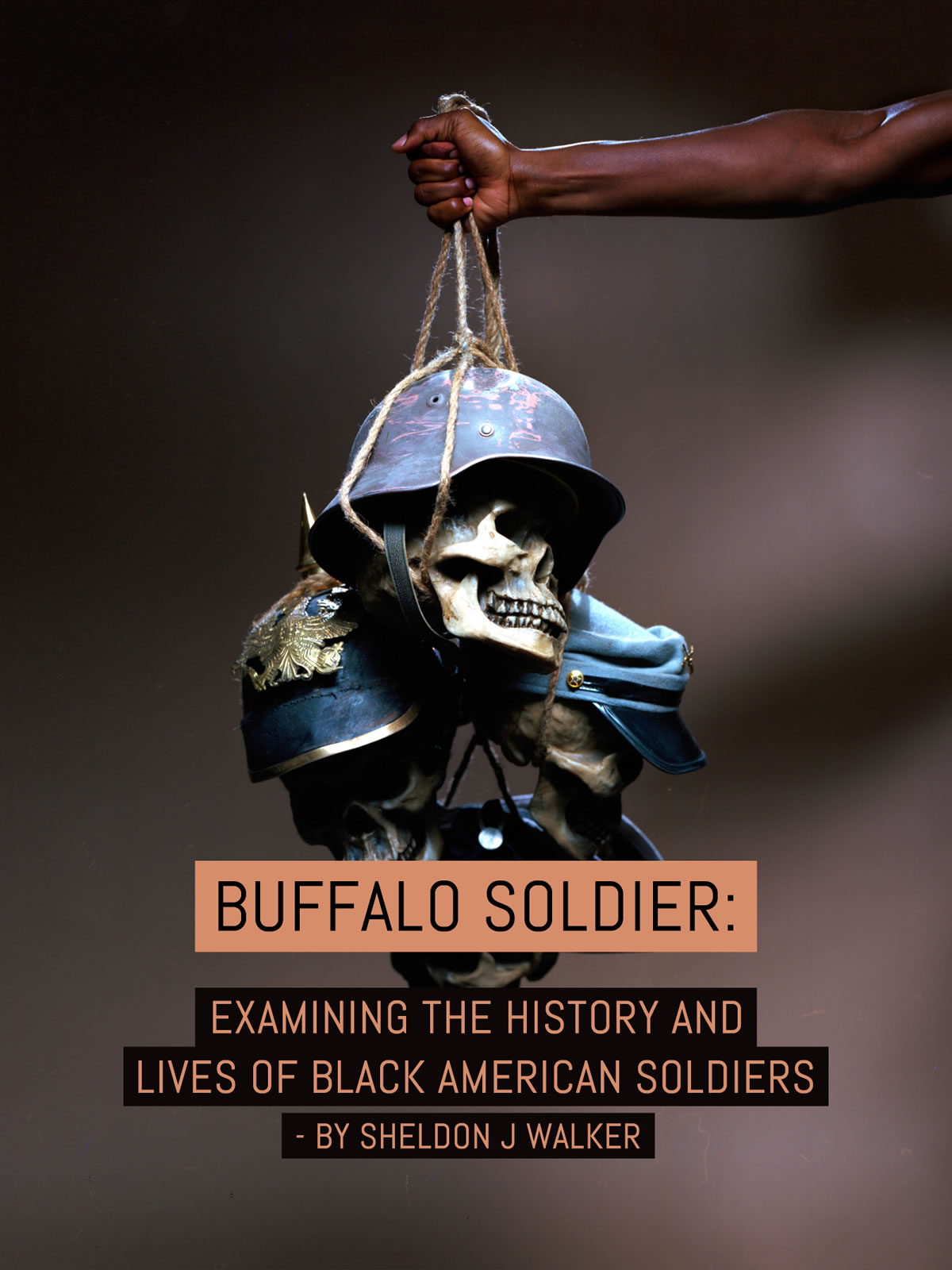 Buffalo Soldier: Examining the history and lives of black American soldiers – by Sheldon J Walker