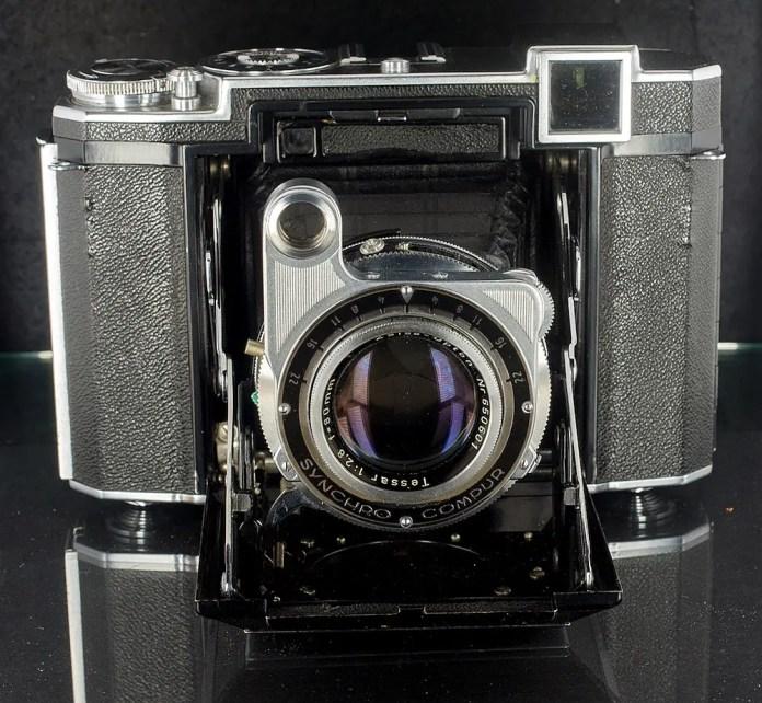 Super Ikonta 532/16 - Front