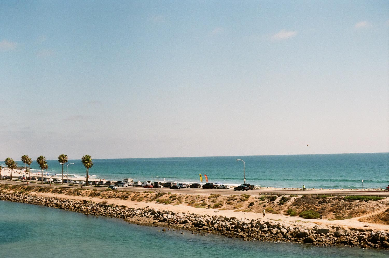 Kodak Gold 200 - Beach (Over +1)