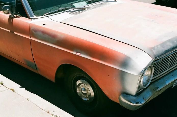 Fujicolor C200 - Car