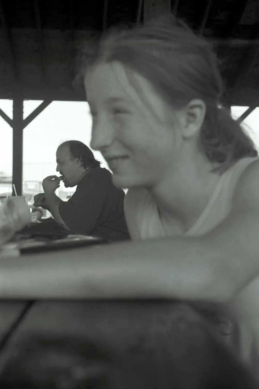 5 Frames With... Kodak Panatomic-X (EI 32 / 120 Format / Zeiss Ikon Cocarette) - by Jason Lane