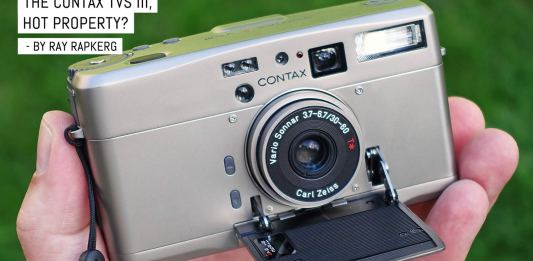 Compact camera mega test: The Contax Tvs III, hot property?