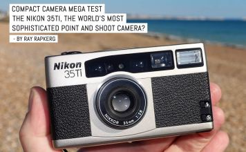 Compact camera mega test: The Nikon 35Ti, the world's most sophisticated compact camera