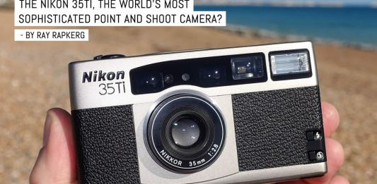 Compact camera mega test: The Nikon 35Ti, the world's most sophisticated compact camera