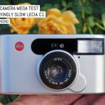 Compact camera mega test: The annoyingly slow Lecia C1
