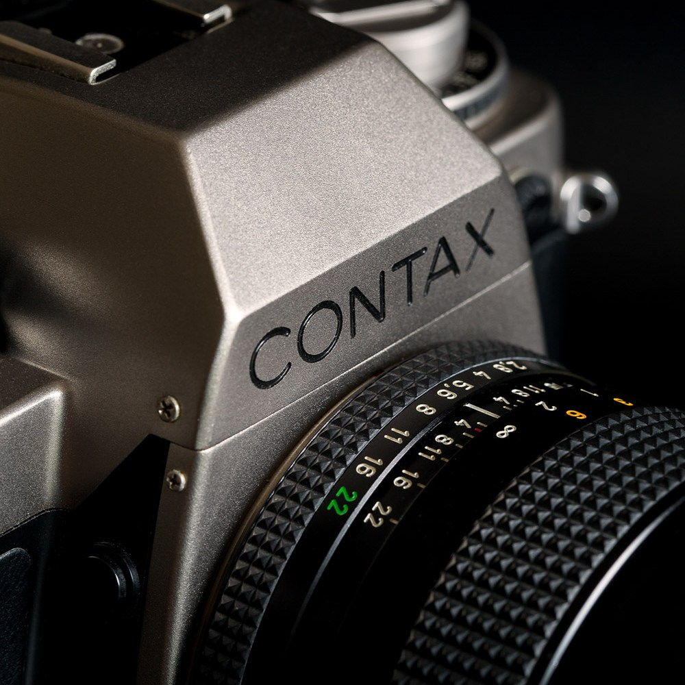 Contax S2 prism