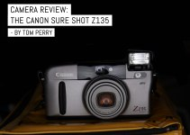 Camera review: The Canon SURE SHOT Z135 – by Tom Perry