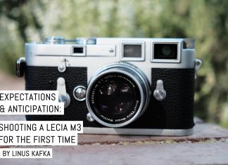 Expectations and anticipation- shooting a Lecia M3 for the first time - by Linus Kafka