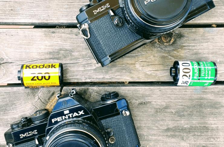 Film review: Kodak Gold 200 vs Fujicolor C200 comparison - by Dan Marinelli
