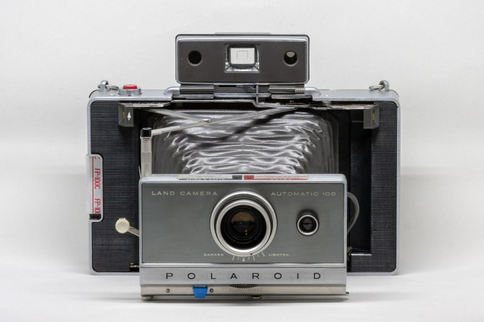 Camera review: Polaroid Automatic 100 Land Camera – by Kikie Wilkins