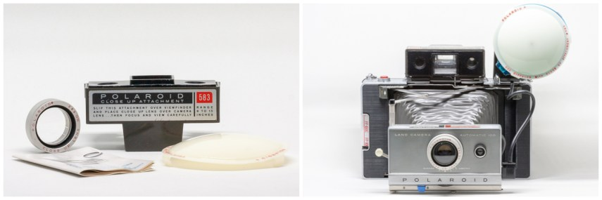 Polaroid #583 Close-up Kit