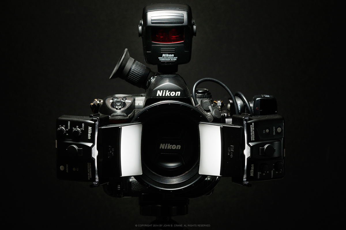 Dream camera: My experiences buying a Nikon F6 from Japan