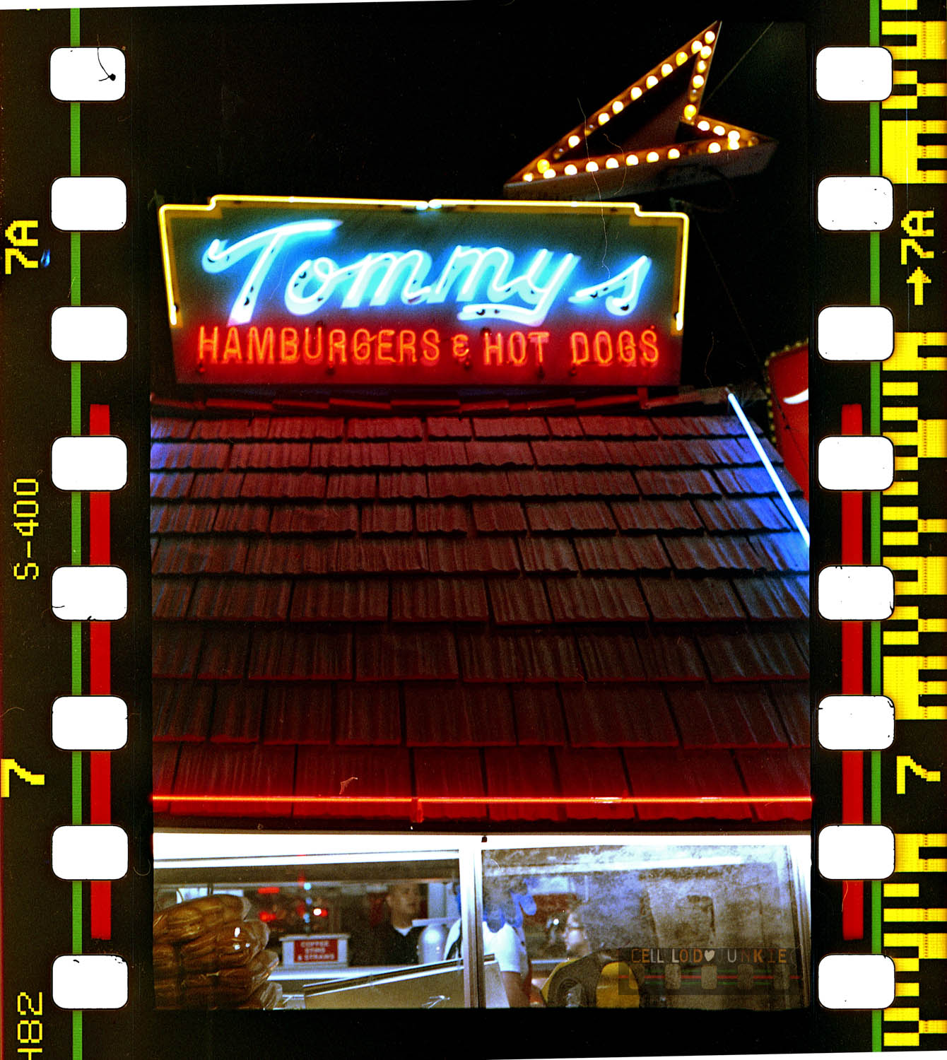 Tommy's Sign